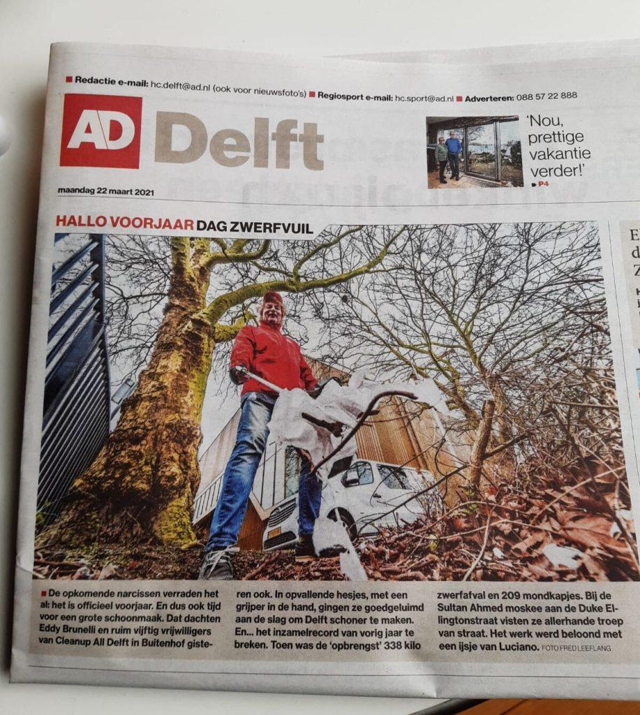 AD Delft Eddie